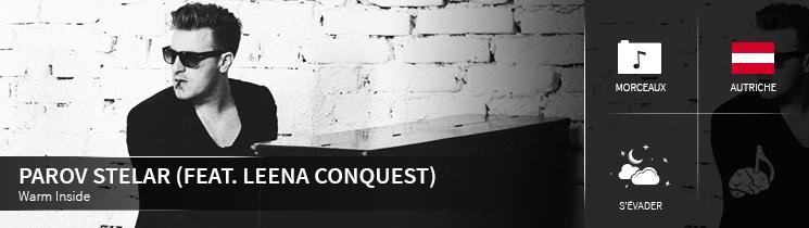 Parov Stelar (feat. Leena Conquest) - Warm Inside