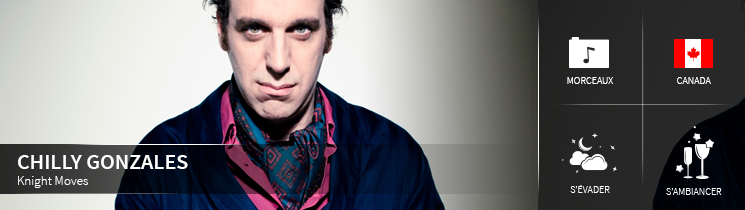 Chilly Gonzales Knight Moves