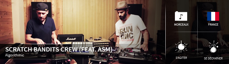 Scratch Bandits Crew (Feat. ASM) Algorithmic