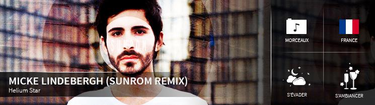 Micke Lindebergh (Sunrom Remix) Helium Star
