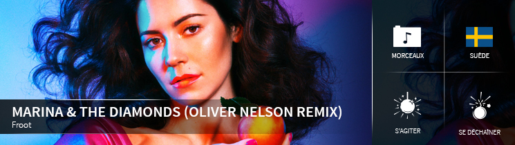 Marina & The Diamonds (oliver nelson remix) Froot