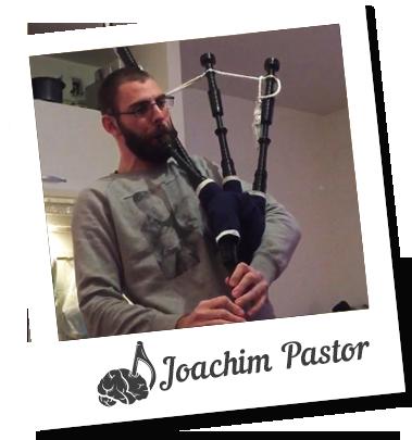Selfie Joachim Pastor