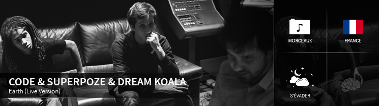 Code & Superpoze & Dream Koala Earth (Live Version)