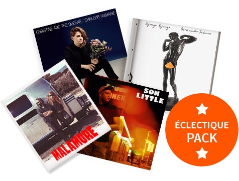 Pack Eclectique
