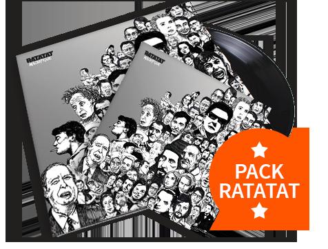 Pack Ratatat